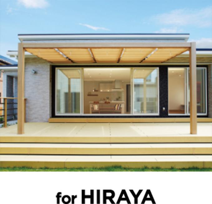 for HIRAYA