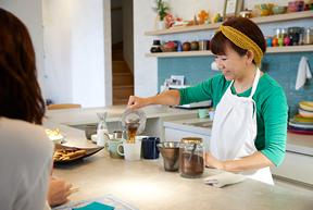 家事の効率をアップ